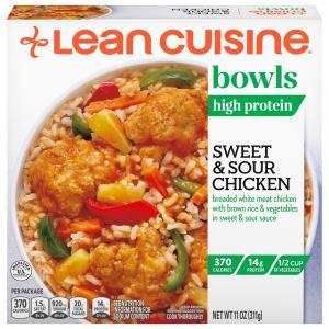Lean Cuisine Sweet & Sour Chicken Bowl