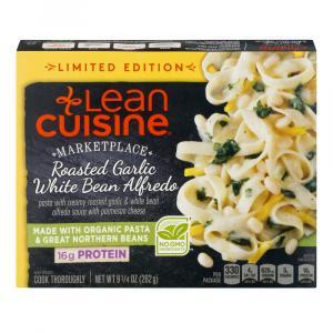 Lean Cuisine Roasted Garlic And White Bean Alfredo