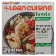 Lean Cuisine Four Cheese Tortelloni with Pesto Sauce
