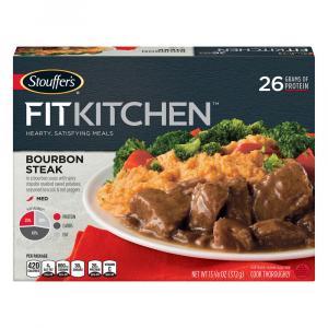 Stouffer's Fit Kitchen Bourbon Steak Dinner