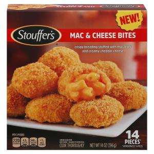 Stouffer's Mac and Cheese Bites