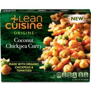 Lean Cuisine Origins Coconut Chickpea Curry