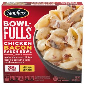 Stouffer's Bowl-Fulls Chicken Bacon Ranch Pasta