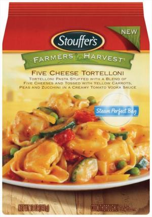 Stouffer's Farmer's Harvest Five Cheese Tortelloni