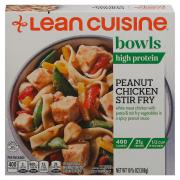 Lean Cuisine Peanut Chicken Stir Fry Bowl