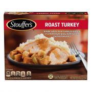 Stouffer's Homestyle Roast Turkey with Potatoes & Stuffing
