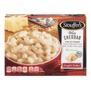 Stouffer's White Cheddar Mac & Cheese