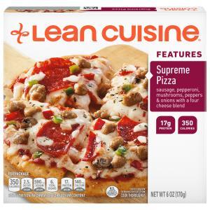 Lean Cuisine Craveable Supreme Pizza