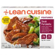 Lean Cuisine Cafe Classics Steak Tips Portabella