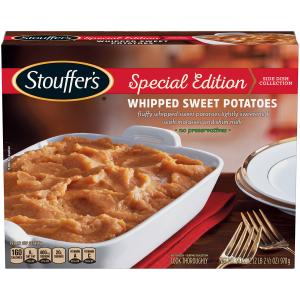 Stouffer's Special Edition Whipped Sweet Potatoes