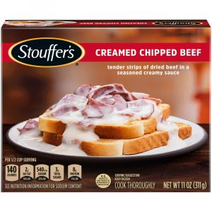 Stouffer's Homestyle Cream Chipped Beef