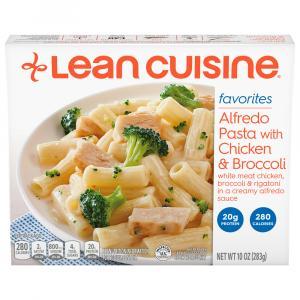 Lean Cuisine Alfredo Pasta with Chicken & Broccoli