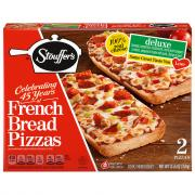 Stouffer's French Bread Pizza Deluxe
