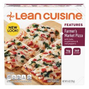 Lean Cuisine Origins Farmer's Market Pizza
