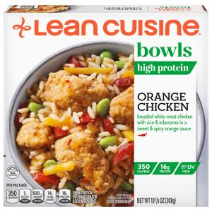 Lean Cuisine Orange Chicken Bowl