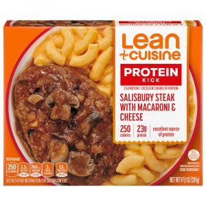 Lean Cuisine Cafe Classics Salisbury Steak w/Macaroni