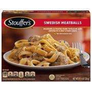 Stouffer's Swedish Meatballs