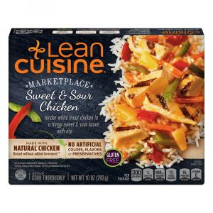 Lean Cuisine Cafe Classics Zesty Sweet & Sour Chicken