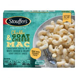 Stouffer's Urban Bistro Cheddar & Goat Cheese Mac