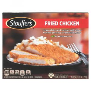 Stouffer's Fried Chicken