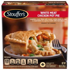 Stouffer's Chicken Pot Pie