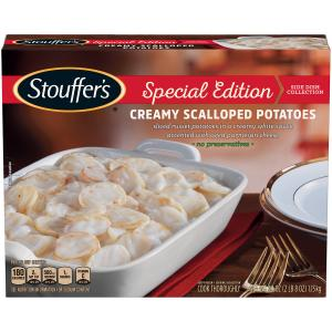 Stouffer's Special Edition Creamy Scalloped Potatoes