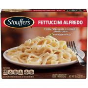 Stouffer's Fettuccini Alfredo