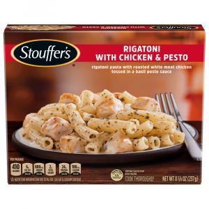 Stouffer's Rigatoni Chicken & Pesto