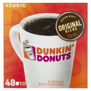 Dunkin' Donuts Original Coffee K-Cups