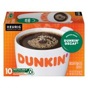 Dunkin' Donuts Decaf Coffee K-Cups