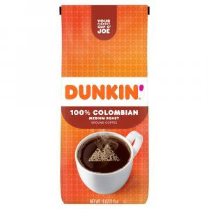 Dunkin' Donuts Medium Roast Colombian Coffee