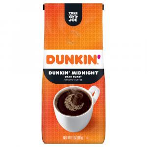 Dunkin' Donuts Dark Roast Ground Coffee