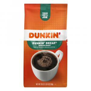 Dunkin' Donuts Original Medium Roast Dunkin' Decaf