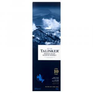 Talisker 10 Year Old Scotch