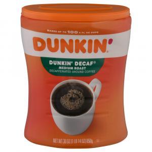 Dunkin' Donuts Medium Roast Dunkin' Decaf