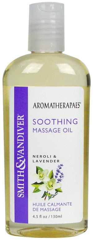 Smith & Vandiver Aromatherapaes Massage Oil Soothing