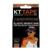 KT Elastic Sports Tape Beige