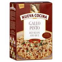 Nueva Cocina Red Beans & Rice