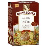 Nueva Cocina Rice Mix For Chicken