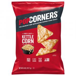 Popcorners Gluten Free Kettle Popped Corn Chips