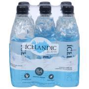 Icelandic Glacial Natural High pH Spring Water