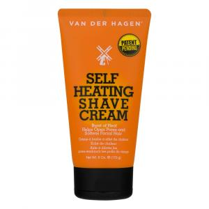 Van Der Hagen Self Heating Shave Cream