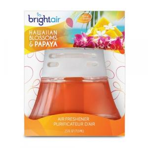 Bright Air Hawaiian Blossoms & Papaya Air Freshener