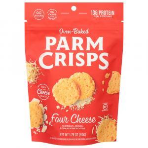 Parm Crisps Four Cheese