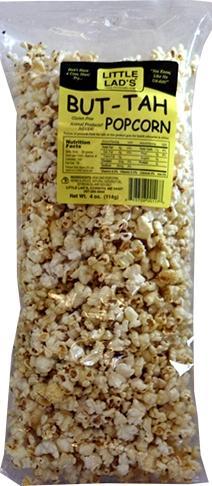 Little Lads But-Tah Popcorn