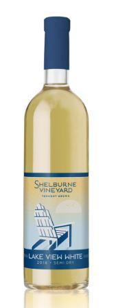 Shelburne Vineyard Lake View White