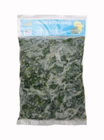 Galaxie Foods Chopped Squash Leaves