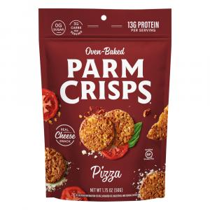 Parm Crisps Pizza Cheese Snack