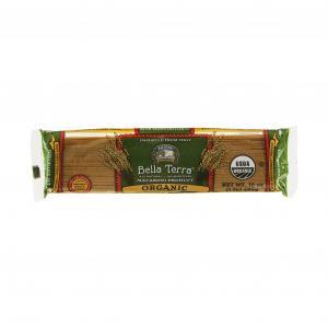 Bella Terra Organic Whole Wheat Capellini Pasta