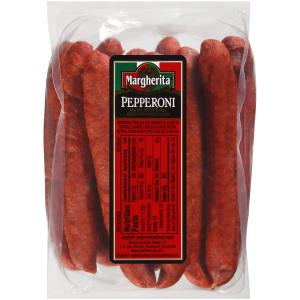 Margherita Fine Ground Pepperoni Sticks